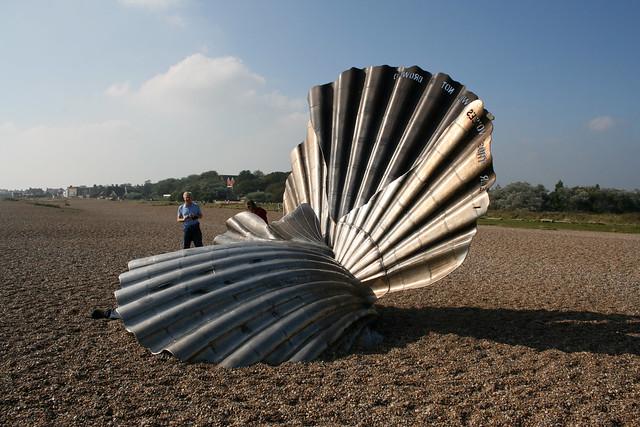 The Scallop, Aldeburgh, Suffolk