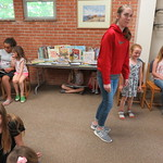 Yellow Springs classroom visits