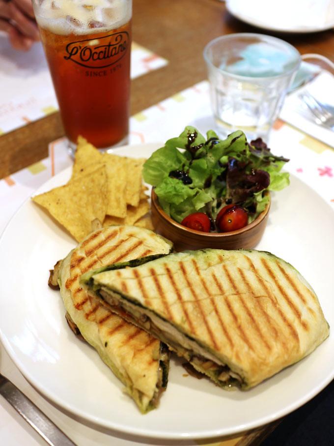 歐舒丹咖啡 L'OCCITANE Cafe (11)