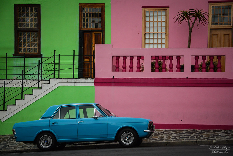 South Africa | Cape Town - Bo-Kaap