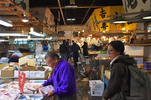 440 Tsukiji, Mercado de pescado en Tokio (32)