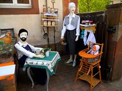 Sympa cette famille d'Alsace du Nord !