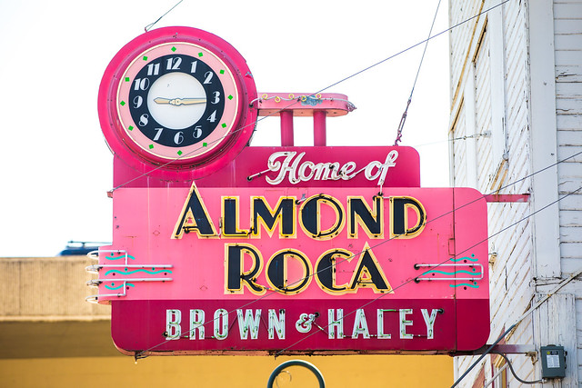 Home of the Almond Roca