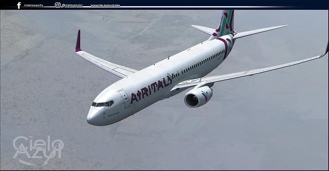 Air Italy (EI-GFY) V2.5