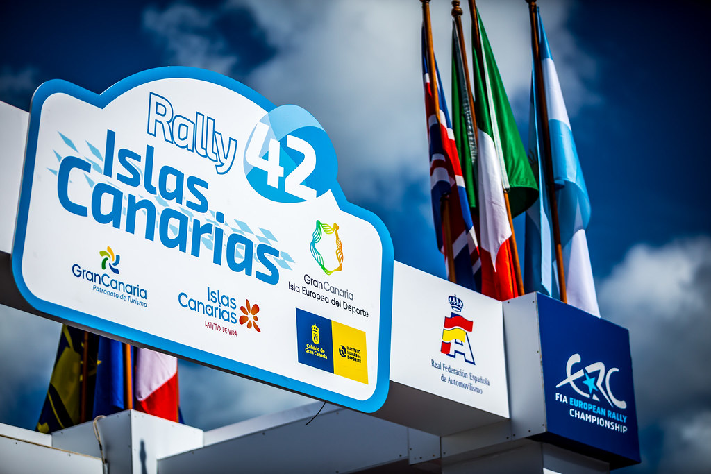 illustration, Rally Islas Canarias during the 2018 European Rally Championship ERC Rally Islas Canarias, El Corte Inglés,  from May 3 to 5, at Las Palmas, Spain - Photo Thomas Fenetre / DPPI