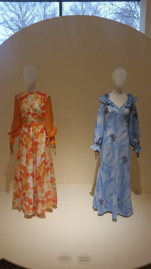 Платья 60-х-70-х