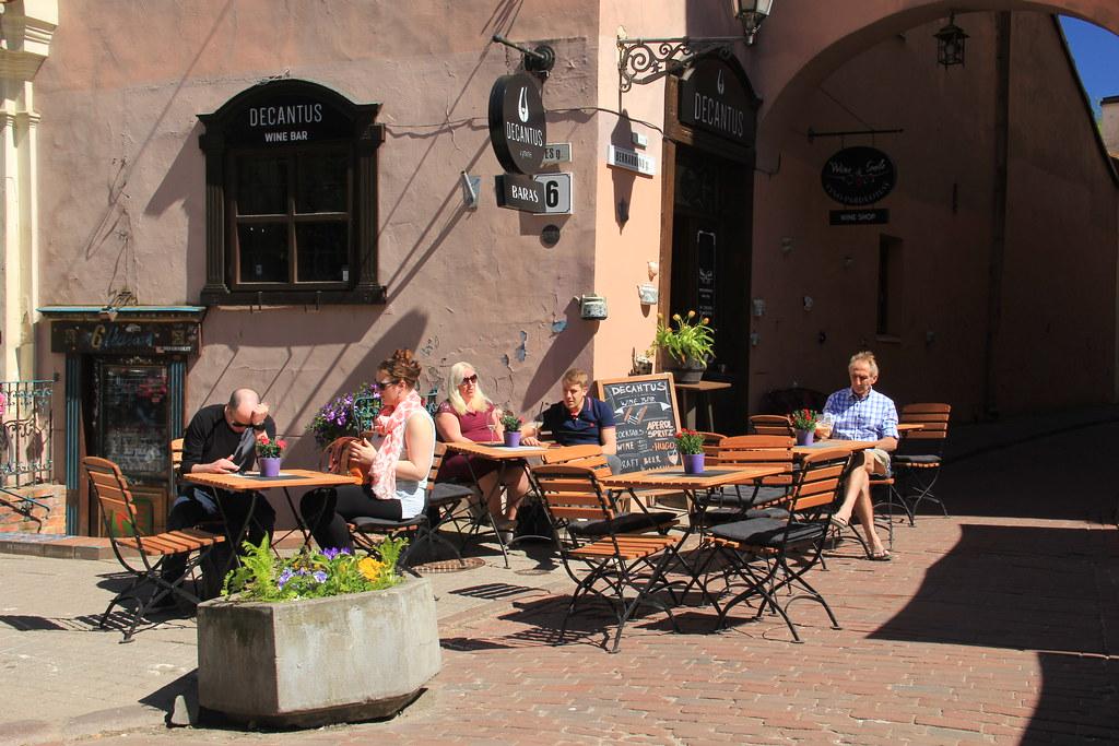 Wine bar, Pilies Street