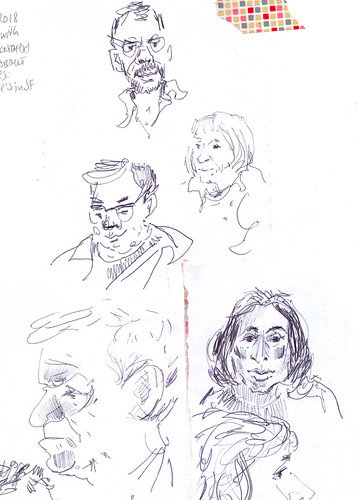 Sketchbook #113: USK Meeting