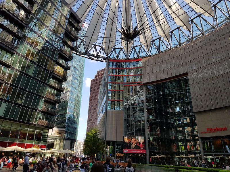 Exkurze Berlín 2018