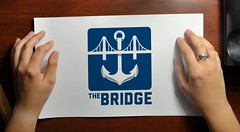 "PEARL HARBOR (Jan. 4, 2018) A graphic for ""The Bridge,"" a U.S. Pacific Fleet initiative that enables innovation, collaboration, and the ability to create and sustain a culture of change, inspiration and creativity. (U.S. Navy)"