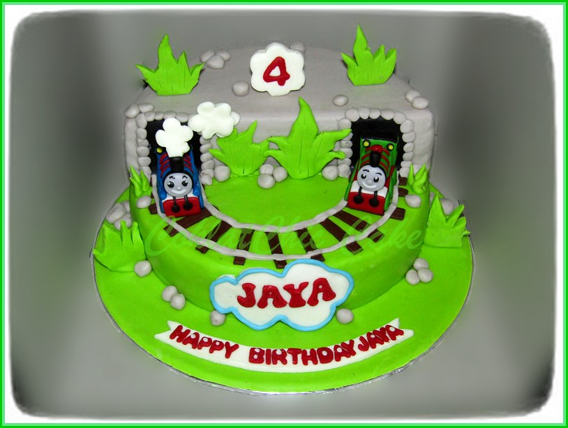 Cake Thomas JAYA 20 cm