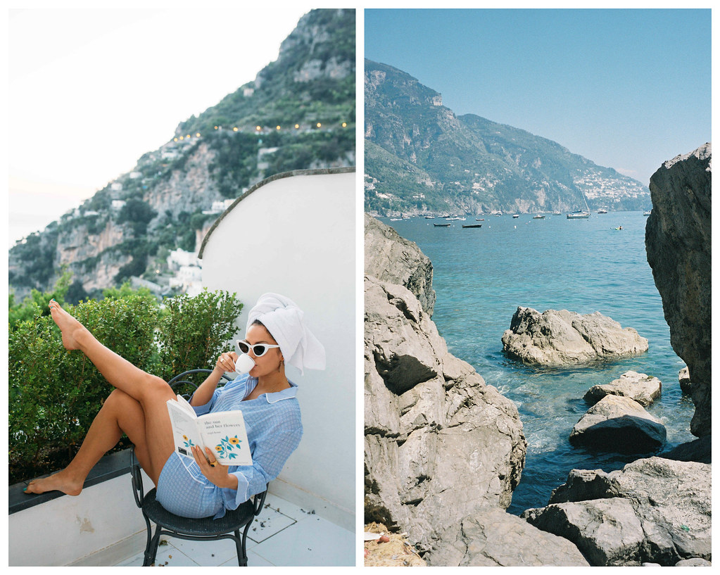 The Little Magpie Figleaves Swimwear Diary Positano Praiano Amalfi Coast