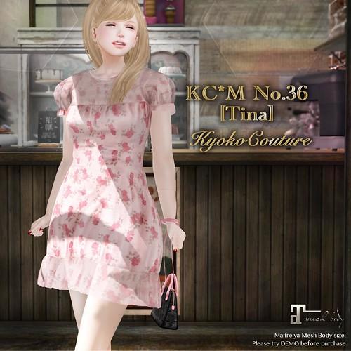 KC*M No.36[Tina]SaNaRae