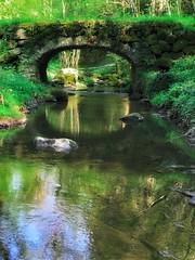 Pont des Pirins - Photo of Sallèdes