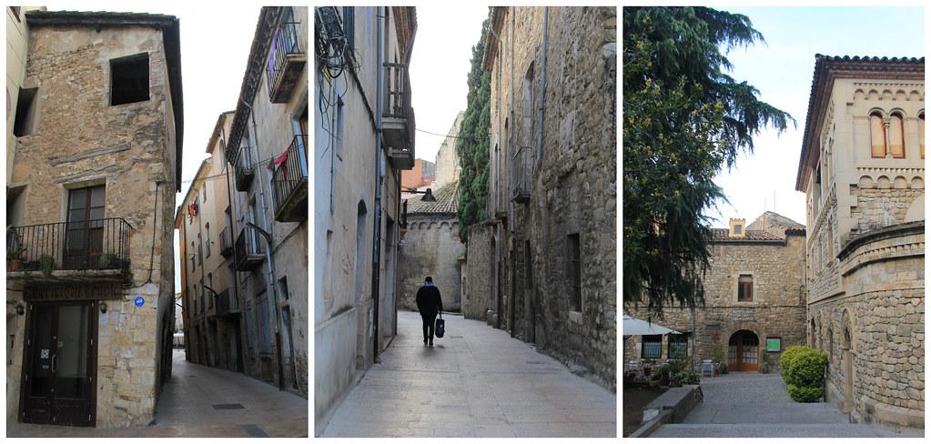 Streets of Besalú