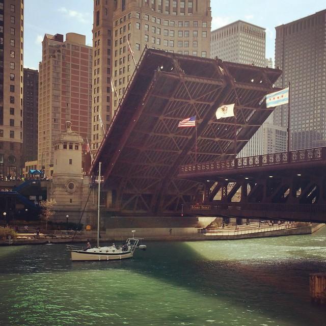 Start of Summer 2018 in Chicago