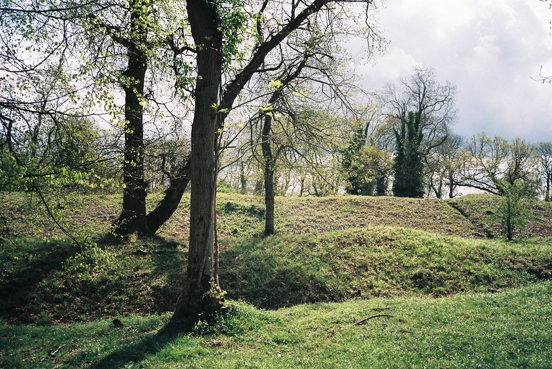 Stokeleigh Camp Iron Age Fort
