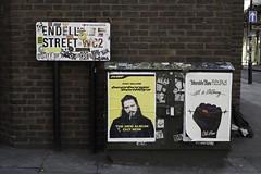 Endell Street art