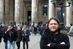 20180401 Tom at British Museum
