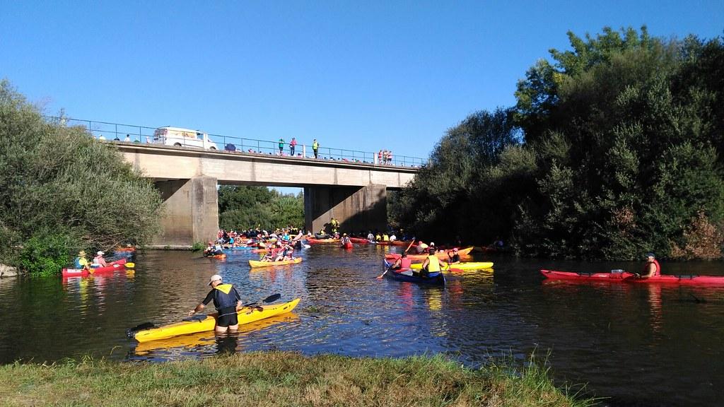 El 14 de junio se abrirá el plazo de inscripción para participar en el XI Descenso Río Alagón