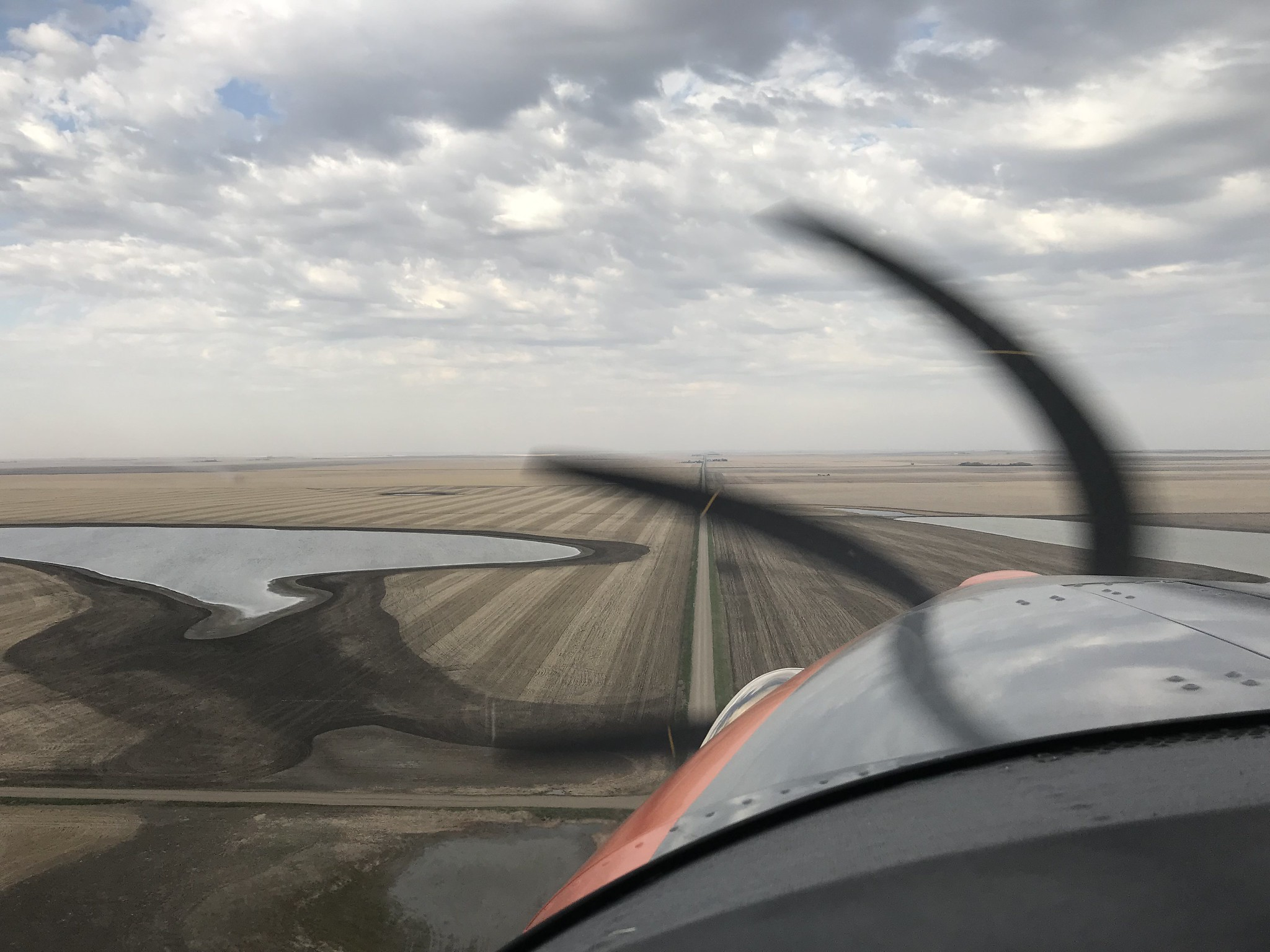 A view from the office in western Saskatchewan USFWS