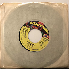 CURTIS MAYFIELD:ONLY YOU BABE(JACKET B)