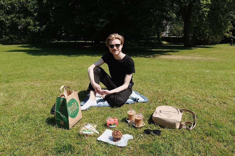 Picnic in Regent's Park