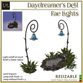 L2L Daydreamer's Dell Fae Lights
