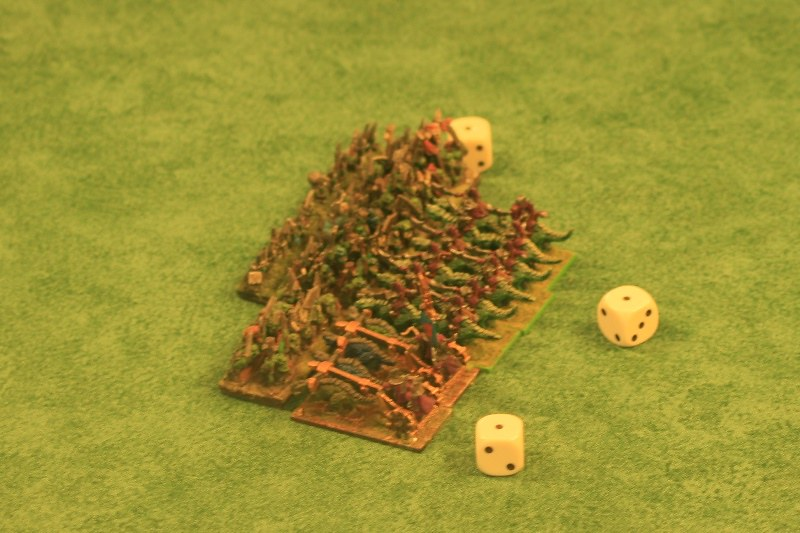 [1500 - Orcs & Gobs vs Elfes-Noirs] La poursuite des orcs 40066116910_e2eeb8b30b_c