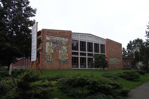 20100828 007 0108 Jakobus Strehla Schule Hausfassade