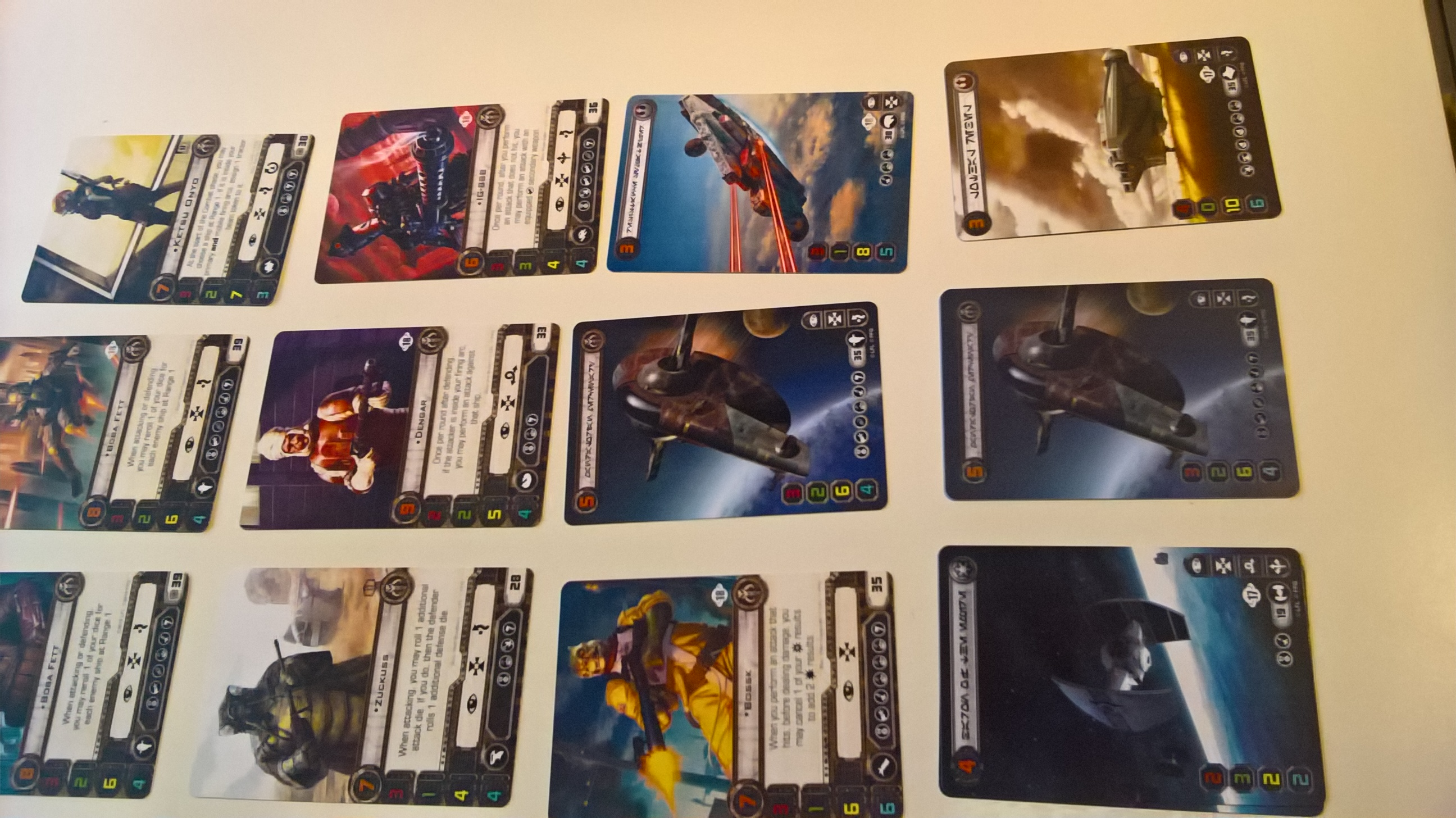 Scum(& empire) alt art cards
