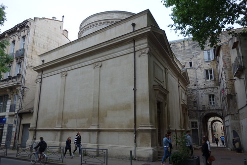 Synagogue - Avignon, France