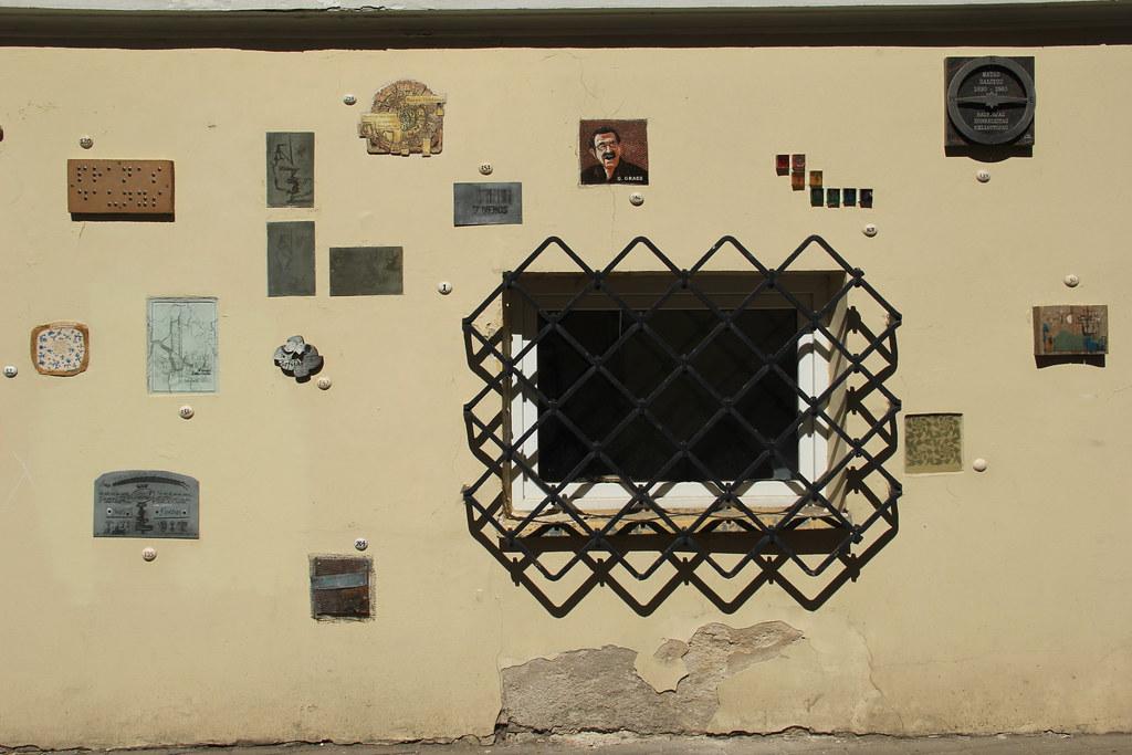Literatų gatvė, Vilnius