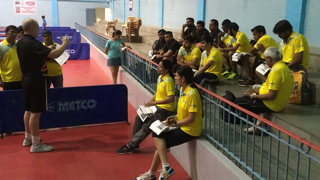 Ajmer - ITTF Level 2 Coaching Course