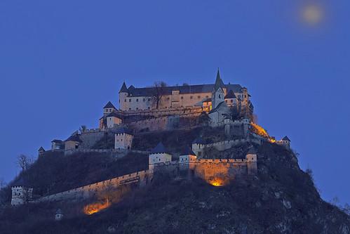 Dove osano le aquile / Where eagles dare (Hochosterwitz Castle, Carinthia, Austria)