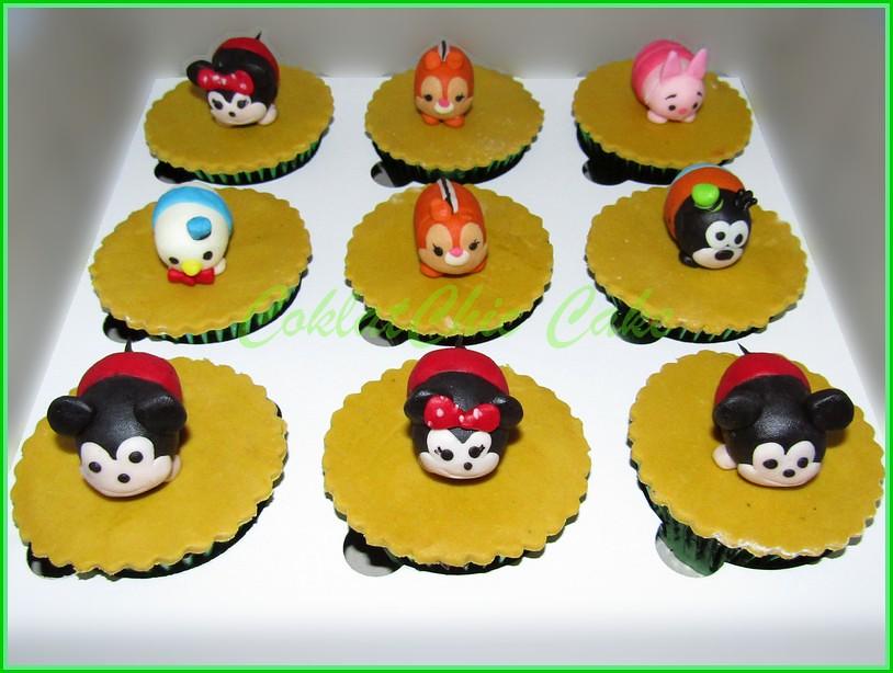 Cupcake Tsum Tsum