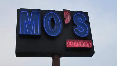 Mo's Fisherman's Wharf, Baltimore, Maryland