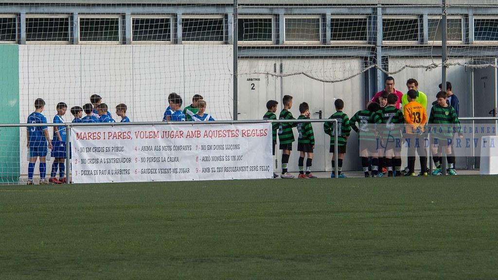 CD Cerro - Alevín G CF Badalona