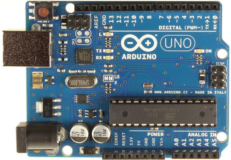 Arduino (Uno, Mega, Micro, Esplora)