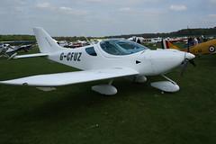 G-CFUZ Czech Aircraft Works SportCruiser (PFA 338-14464) Popham 040514