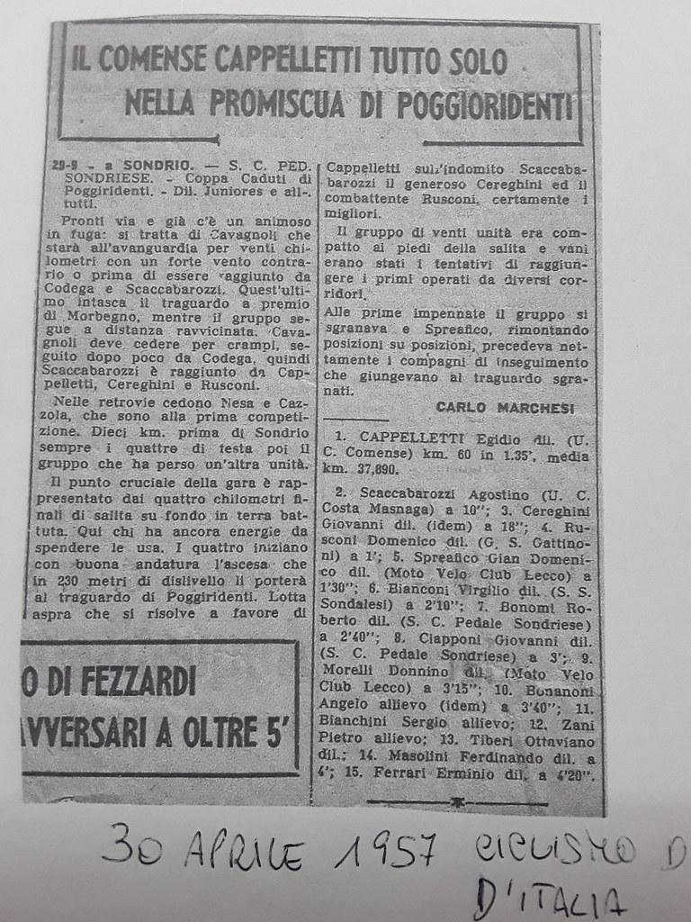 Vittoria anno 1957 (materiale inviato dalla figlia Silvia)