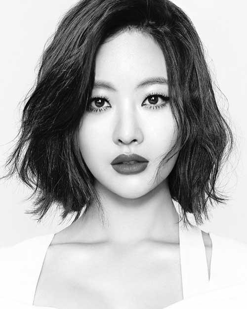 Korean Haircuts For Teens & Women's 2018 10
