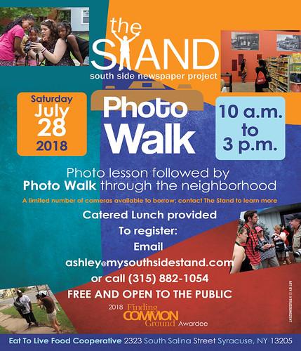The Stand 2018 Photo Walk