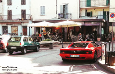 Italian reflexion