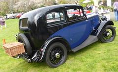 Morris Eight Series I (1935-37)
