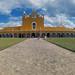 Convento de San Antonio de Padua-Mexico por johnfranky_t