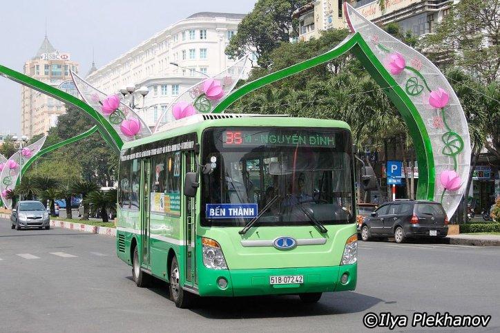 hcm bus
