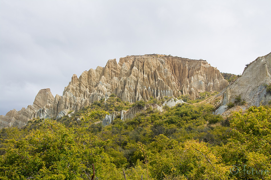 Omarama, Clay, Cliffs, Waitaki, region, New, Zealand, Aotearoa, Kaido Rummel