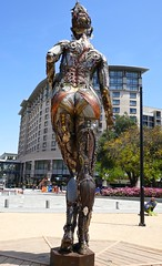 Tara Mechani, Sculpture by Dana Albany, San Jose