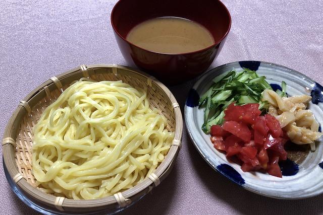 今年も日清ラ王つけ麺濃厚魚介醤油